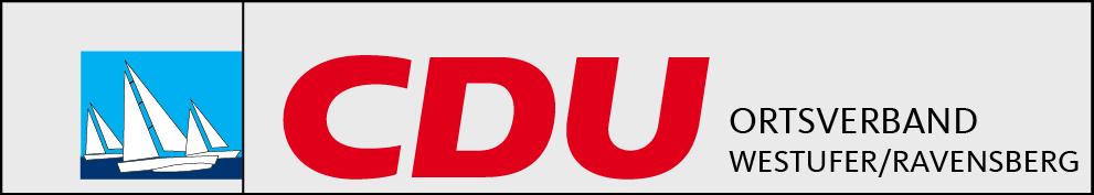 CDU Westufer/Ravensberg Logo