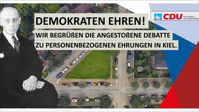 Gottfried Kuhnt - Demokraten ehren