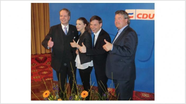 Kieler CDU Kandidaten für Landtagswahl wurden gewählt